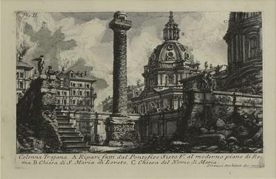 Lot 505 - Giovanni Battista Piranesi (Italian, 1720-1778)