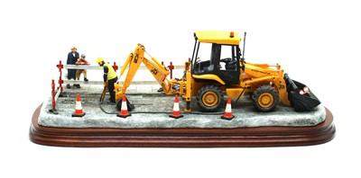 Lot 9-Border Fine Arts 'Essential Repairs'