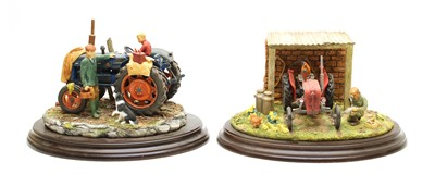 Lot 8-Country Artists 'Spring Clean'