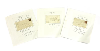 Lot 2-A quantity of pre stamp and stamped mainly Victorian covers
