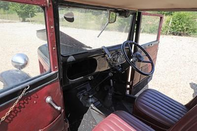 Lot 1 - 1933 Austin 7 RP Saloon