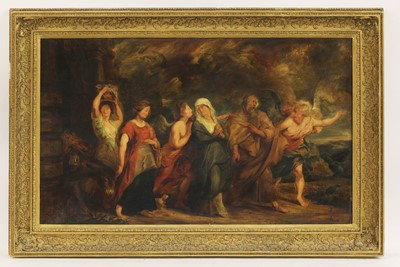 Lot 581 - After Sir Peter Paul Rubens