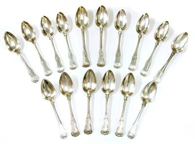 Lot 6 - Silver cutlery