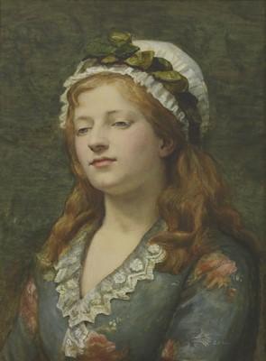 Lot 629 - Catherine Jane Atkins (1846-1924)