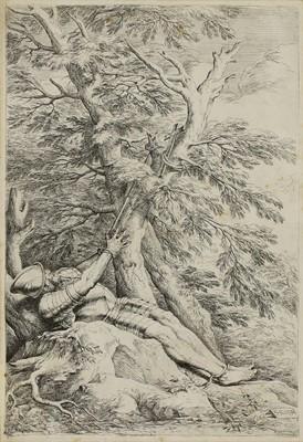 Lot 501 - Salvator Rosa (Italian, 1615-1673)
