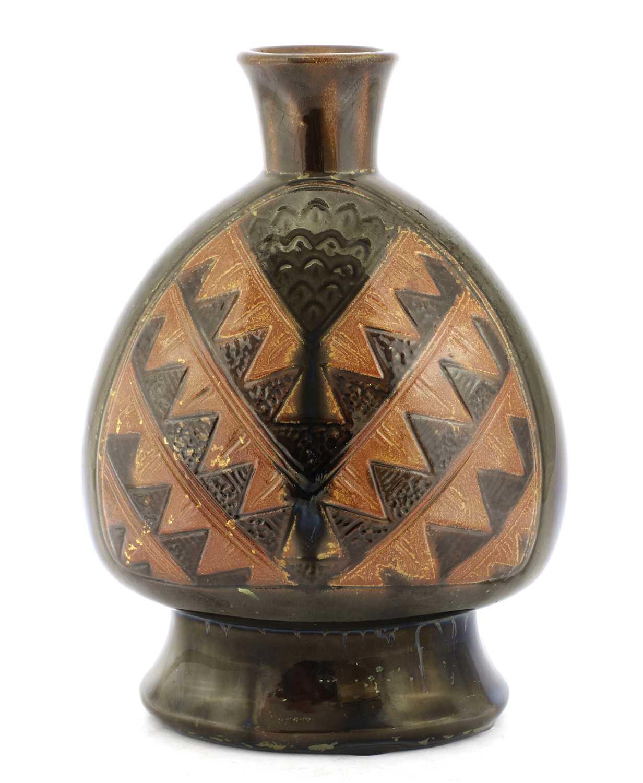 Lot 64 - A pottery vase