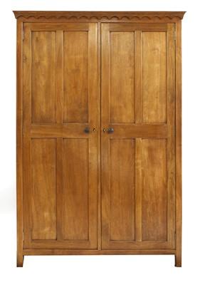Lot 268 - A Gordon Russell 'Barrington' walnut wardrobe