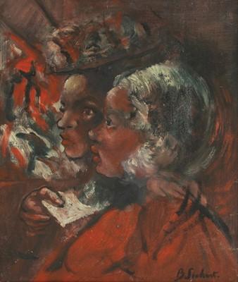 Lot 110 - Bernhard Sickert (1862-1932)