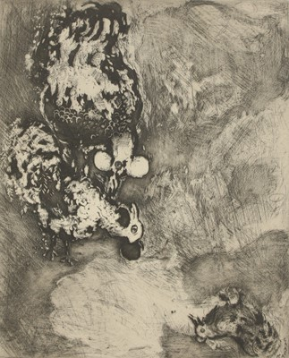 Lot 74 - *Marc Chagall (French/Russian, 1887-1985)