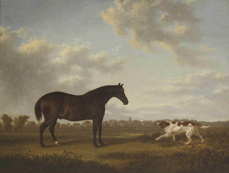 Lot 9-Charles Towne (1763-1840)