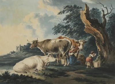 Lot 539 - Peter Le Cave (fl.1789-1806)