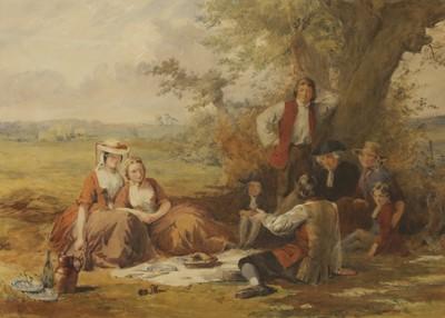 Lot 568 - John Absolon RI (1815-1895)