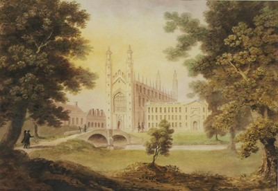 Lot 544 - English School (early 19th century)