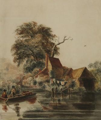 Lot 543 - Peter De Wint (1784-1849)