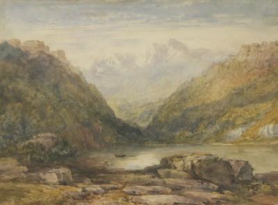 Lot 548 - David Cox OWS (1783-1859)