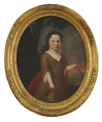 Lot 594 - Thomas Hill (1661-1734)