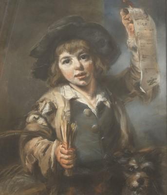 Lot 571 - John Russell RA (1745-1806)
