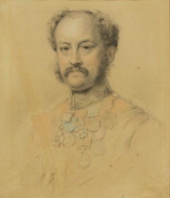 Lot 569 - George Richmond RA (1809-1896)
