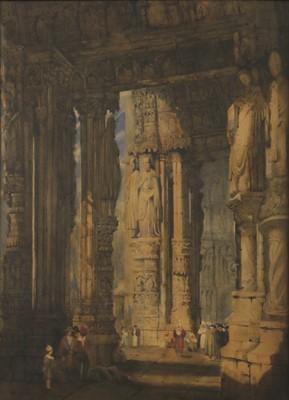 Lot 545 - Samuel Prout (British, 1783-1852)