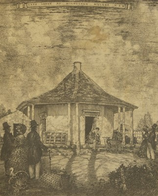 Lot 514 - A portfolio of engravings of Maori, Australian and early American interest