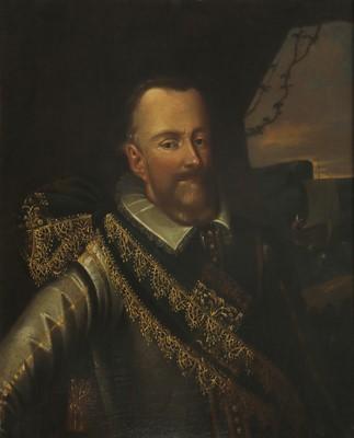 Lot 583 - Circle of Michiel van Mierevelt (Dutch, 1566-1641)
