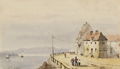 Lot 538 - Francis Nicholson OWS (1753-1844)