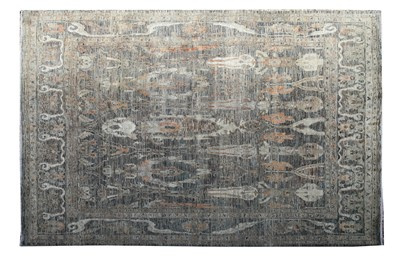 Lot 313 - A contemporary Arts & Crafts-style carpet