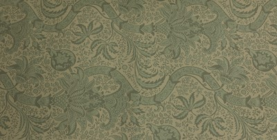 Lot 55 - A Pugin block-printed wallpaper roll