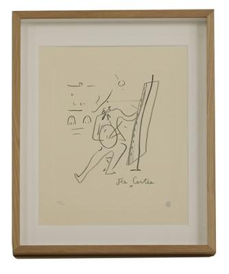 Lot 515 - *Jean Cocteau (French, 1889-1963)
