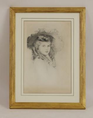 Lot 24-Paul Cesar Helleu (French, 1859-1927)