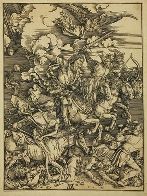 Lot 500 - Albrecht Dürer (German, 1471-1528)