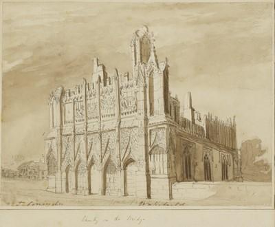 Lot 547 - John Coney (1786-1833)