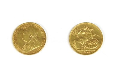 Lot 13B-Coins, Great Britain, Victoria (1837-1901)