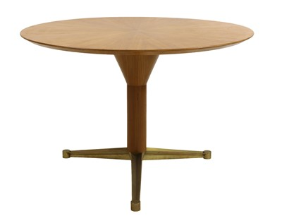 Lot 519 - A cherrywood centre table