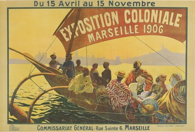 Lot 33 - 'Exposition Coloniale, Marseille, 1906'