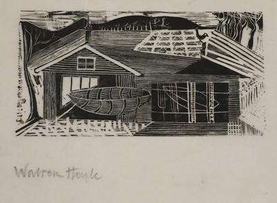 Lot 14 - *Walter Hoyle (1922-2000)