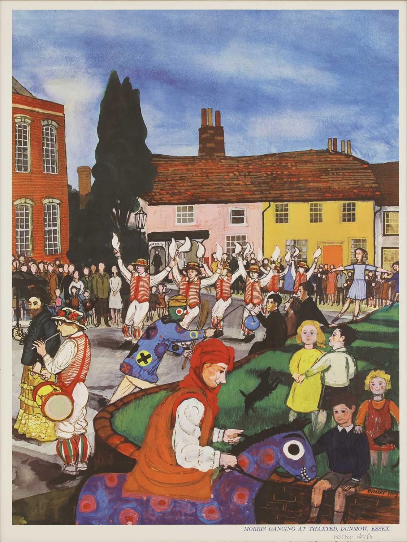 Lot 15-*Walter Hoyle (1922-2000)