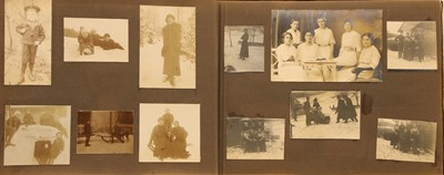 Lot 22-An Imperial German Soldiers family album