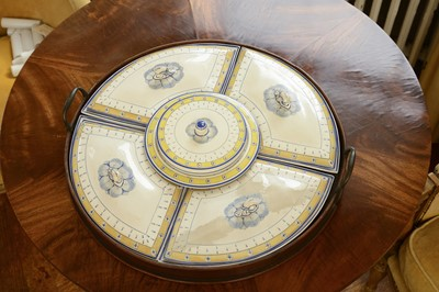 Lot 73 - A Spode pearlware supper set