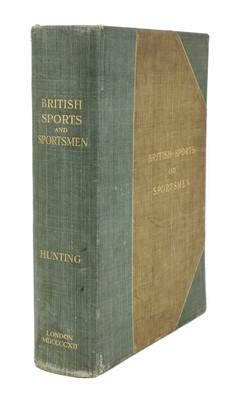 Lot 75 - 'British Sports and Sportsmen, Hunting'