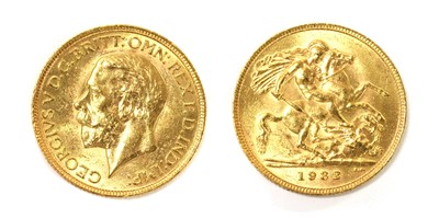 Lot 77 - Coins, South Africa, George V (1910-1936)