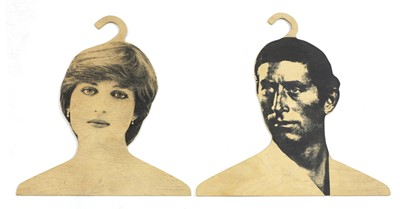 Lot 38-PRINCE CHARLES AND LADY DIANA SPENCER