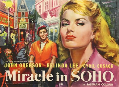 Lot 21-MIRACLE IN SOHO