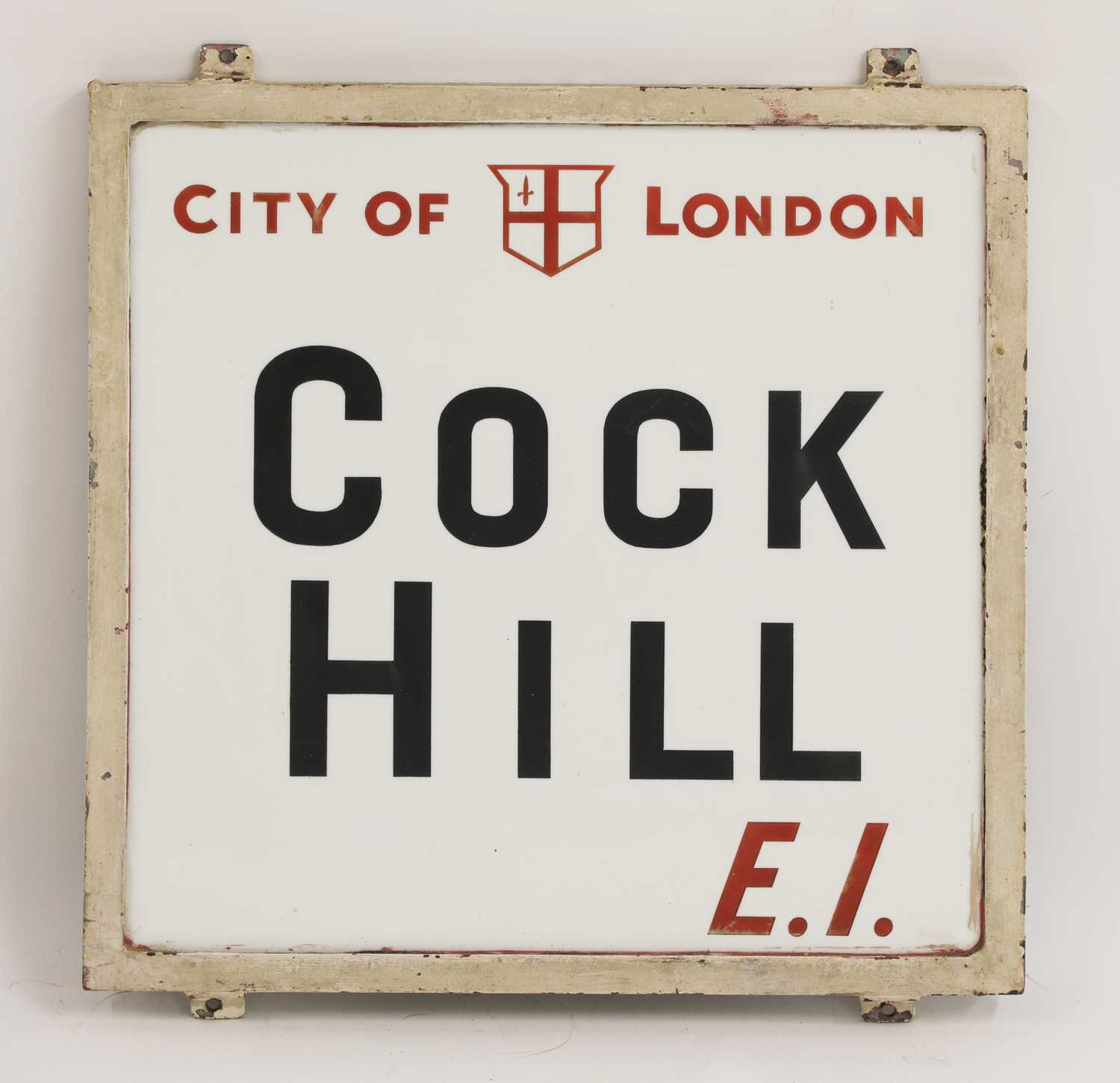 Lot 19 - 'COCK HILL'
