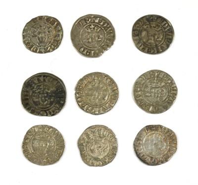 Lot 1-Coins, Great Britain, Edward I (1272-1307)