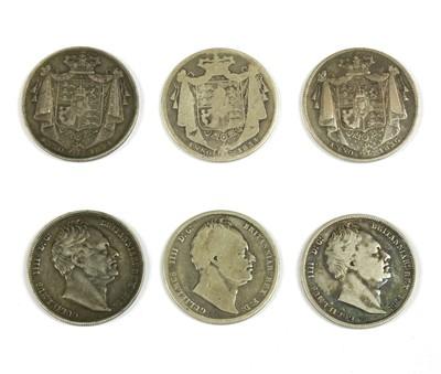 Lot 12-Coins, Great Britain, William IV (1830-1837)