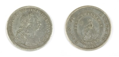 Lot 8-Coins, Great Britain, George III (1760-1820)