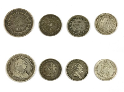 Lot 9-Coins, Great Britain, George III (1760-1820)
