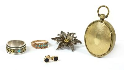 Lot 19 - A quantity of jewellery