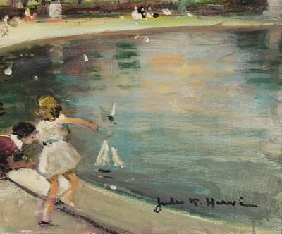 Lot 21 - *Jules René Hervé (French, 1887-1981)